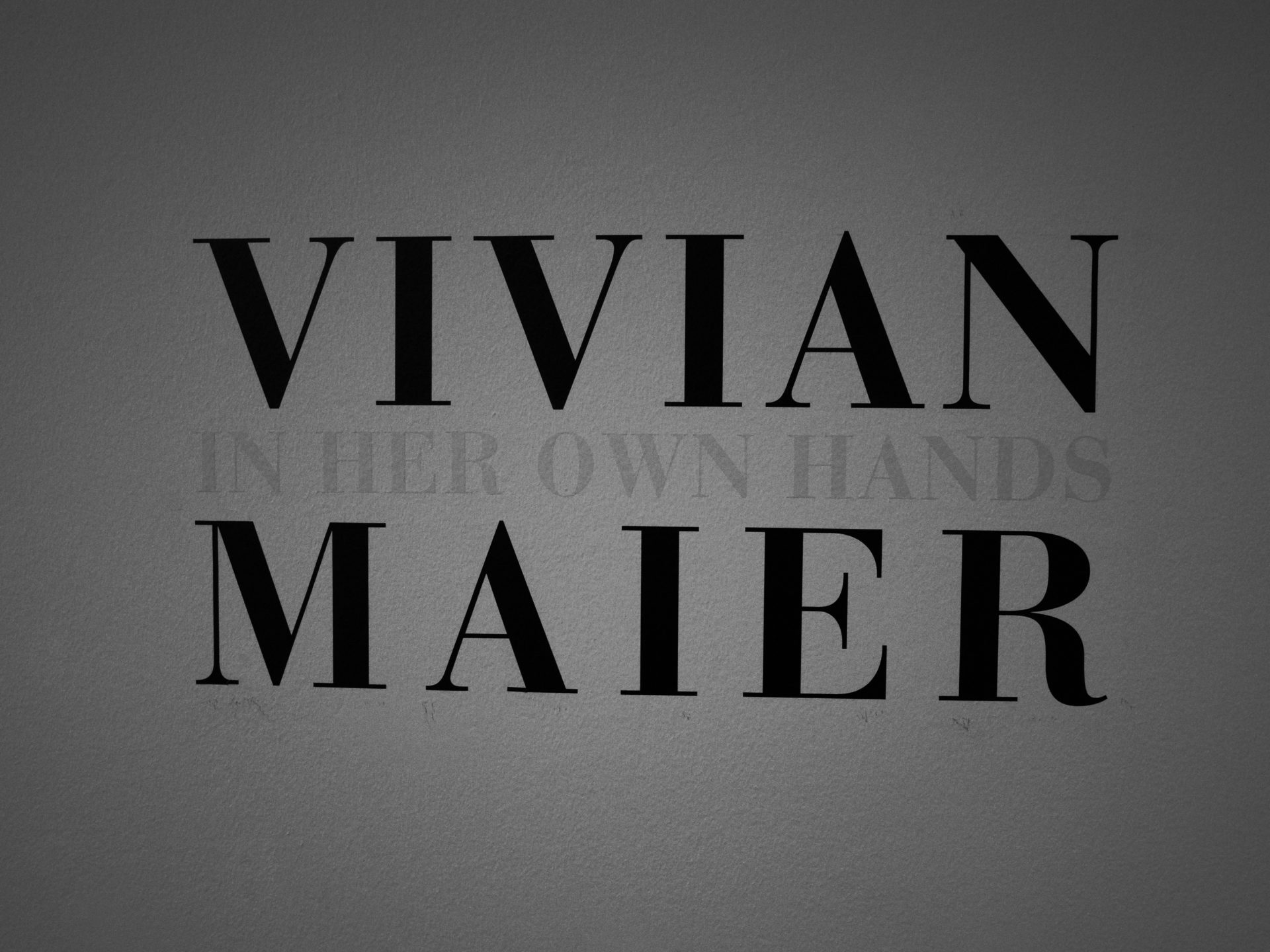 Vivian Maier – In Her Own Hands